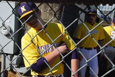 North Henderson at West Baseball