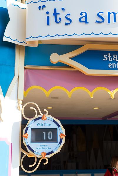 it's a small world - Short Wait - Magic Kingdom Walt Disney World