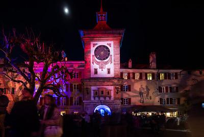 Lichtfestival Murten 2018