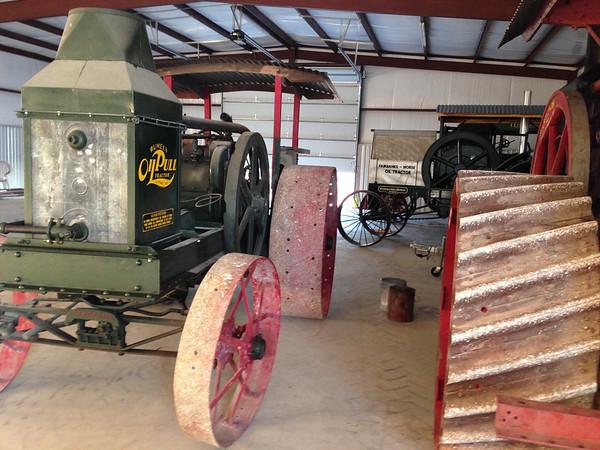 Buice Tractor Crankin 2014