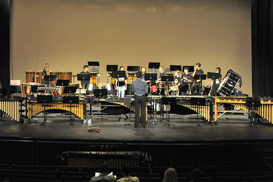 Percussion Show - 10 May 2014