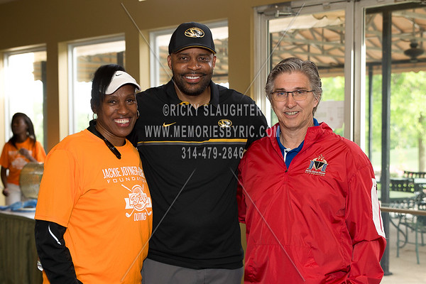 Jackie Joyner-Kersey Golf Outing 2017