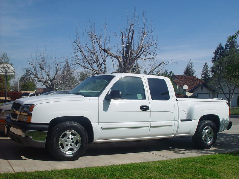 2003 Chevy Silverado