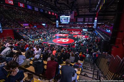 Venue  - 2020 B10 Championships