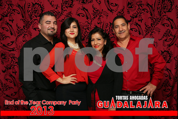 Tortas Ahogadas End of Year Party