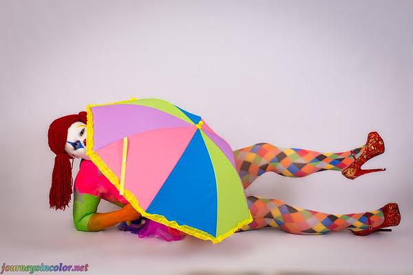 Rainbow Clown (2018)