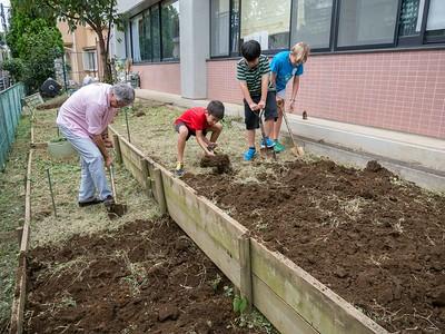 Kirin Community Garden