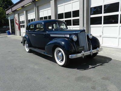 1939 Packard 120 Eight - For Sale