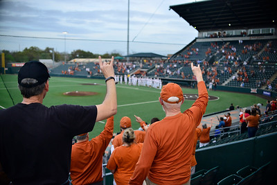 University of Texas Baseball vs. Oklahoma State