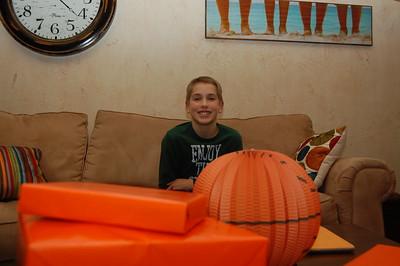 Owen Turns 12
