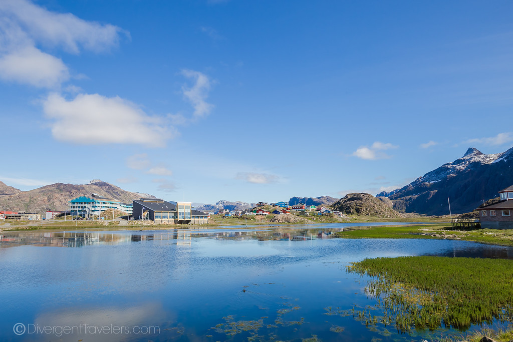 Sisimiut Greenland - Taseralik Cultural Center - Lina Stock