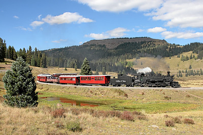 Cumbres & Toltec Railroad Passenger Trains