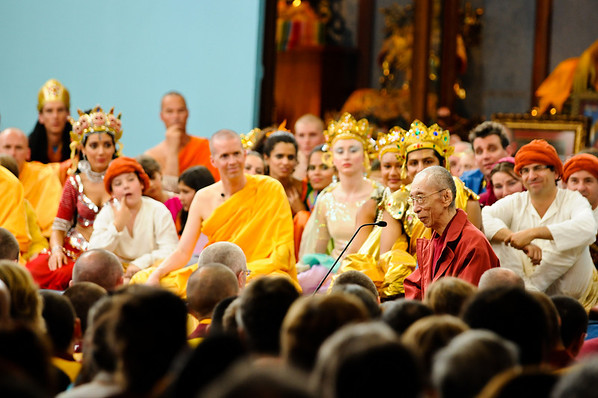 2009 Summer  – Festival Play: The Life of Buddha