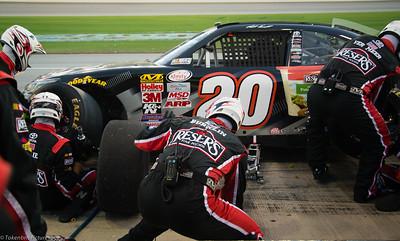 #20 Pit Crew at Chicago Speedway 9-15