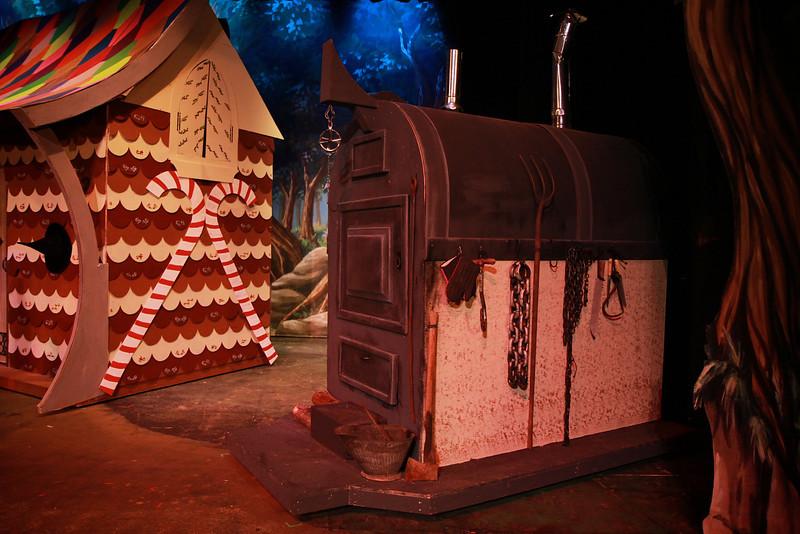 Gardner-Webb Opera Theatre Presents Engelbert Humperdinck's Hansel and Gretel; November 2011.