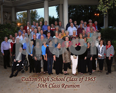 Dalton High School - 1965 Class - 50th Reunion