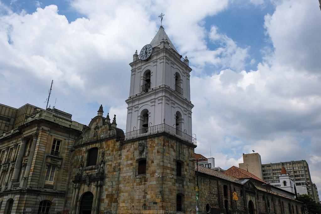 Bogota Architecture