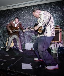 The Starlight Trio, Welsh Rockabilly Fair 2019
