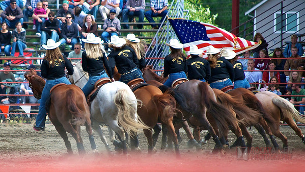 Larrietes at Roy Rodeo 2010