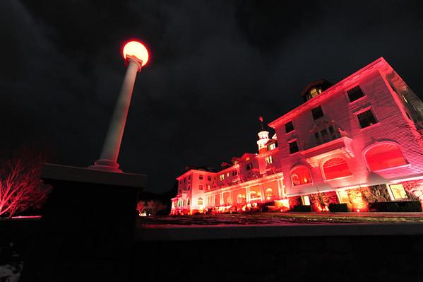 Halloween 2012 - Stanley Hotel