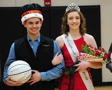 Humboldt High School's King and Queen!