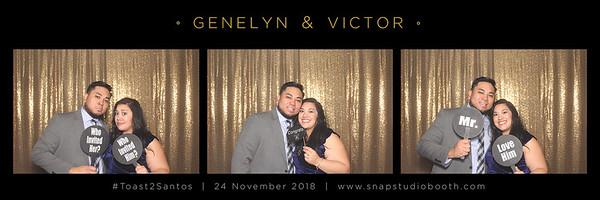 2018-11-24 Genelyn & Victor's Wedding