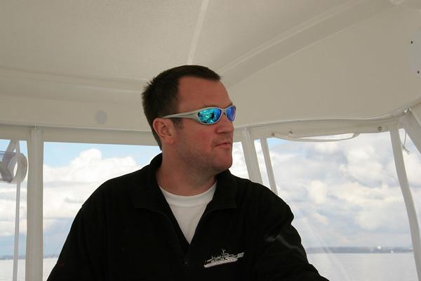 Guys boat trip, San Juans, Mar.-Apr. 2006