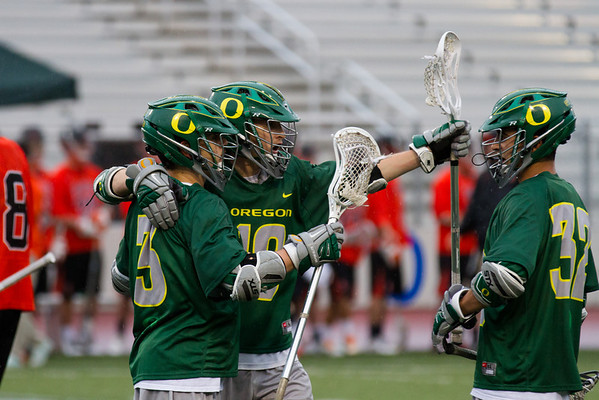 Oregon State vs Oregon - 05.03.2014