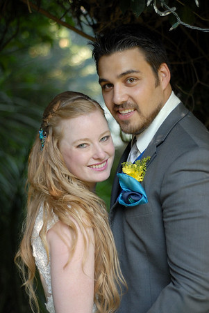 Malia and Eric Wedding Photography