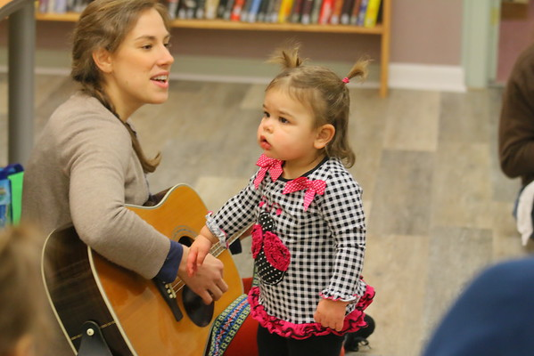 Quechee Library Music and Movement
