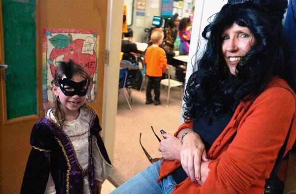 Jarrettown Elementary School Halloween