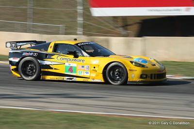 Petit Le Mans 2011, Thursday