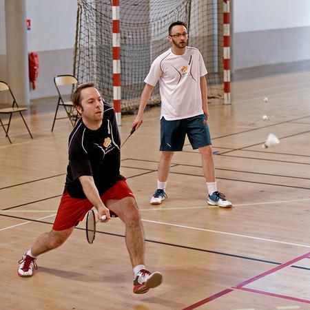 Badminton III