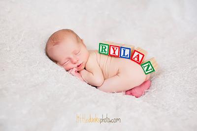 Baby Rylan - 12.15.14