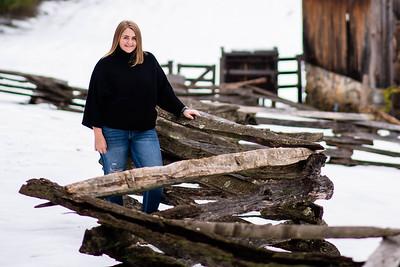 Katie - Senior Session