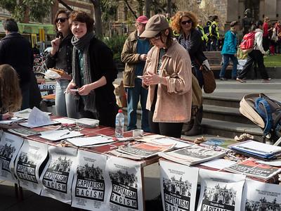 2016 Protest against refugee detention