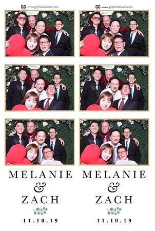11-10-19 Melanie & Zach