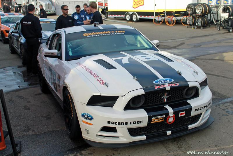 GS-Racers Edge Motorsports Mustang 302R