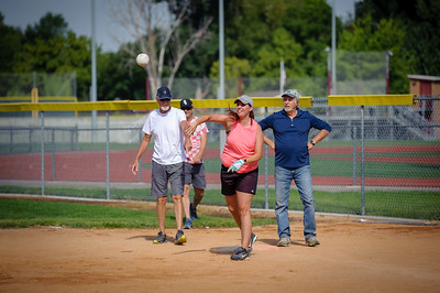 Pioneer Day Softball Game 2018