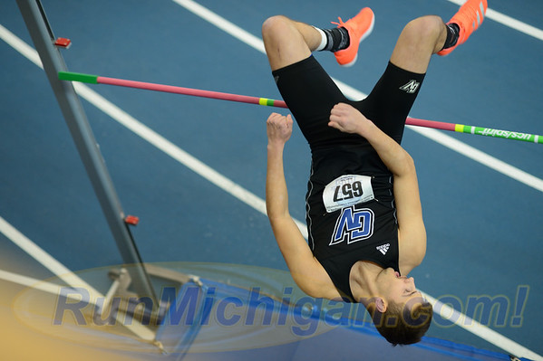 Day TWO (all photos) - 2020 GLIAC Indoor T&F Championships