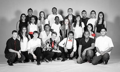2013-2014 UIL Group Photos