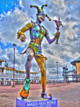 New Orleans Photo Art