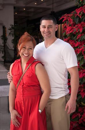 Mark & Mary