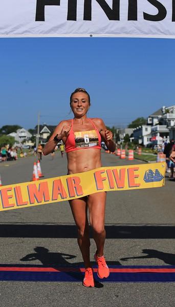 2019 BELMAR FIVE RACE FINISH