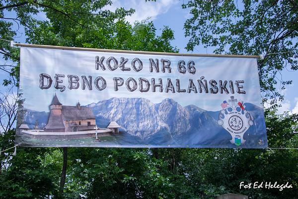 Dębno Podhalańskie Piknik 2018