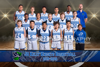Kelly Middle School Boys BB