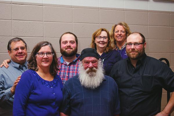 Volunteer Appreciation Dinner At RSCC
