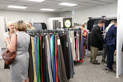 """The West Side Chamber of Commerce Celebrates """"The Backroom"""" remodeling"""