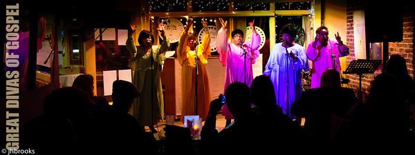 Great Divas of Gospel at the BeanRunner Cafe