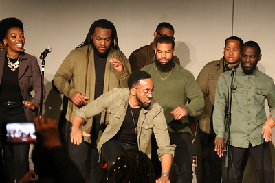African American Voices Fall Showcase
